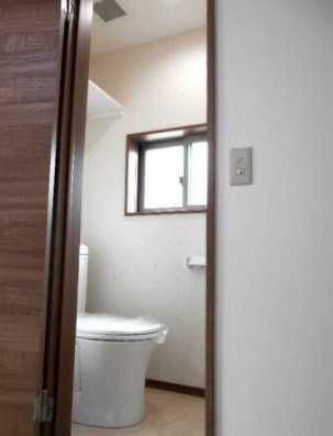 【トイレ】OKA三軒茶屋 2021年5月フルリノベーション済 独立洗面台 2人入居可
