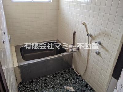 【浴室】北浜町借家
