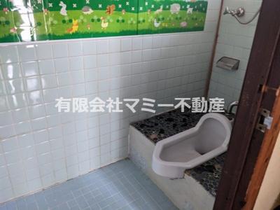 【トイレ】北浜町借家