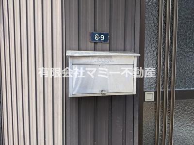 【玄関】北浜町借家