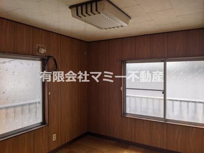 【洋室】北浜町借家