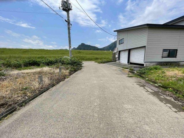 【外観】大仙市 花館間倉 住宅用地 120坪