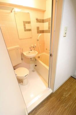 【浴室】サピエンスコート烏丸七条