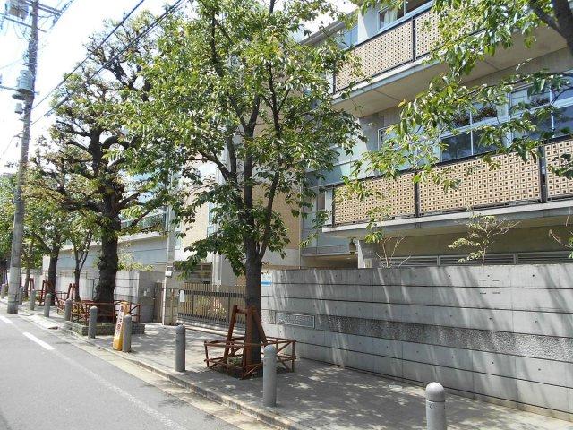 【周辺】駅徒歩2分!LDK18.8帖 旗の台3丁目 新築戸建て 7280万~