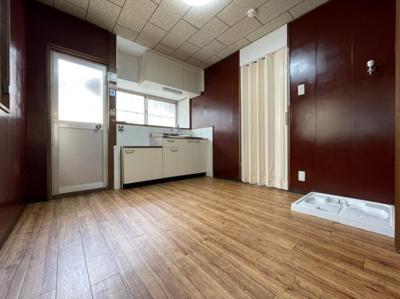 【居間・リビング】五色山2丁目貸家