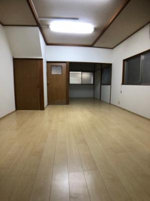 【居間・リビング】大阪市北区黒崎町 中古戸建