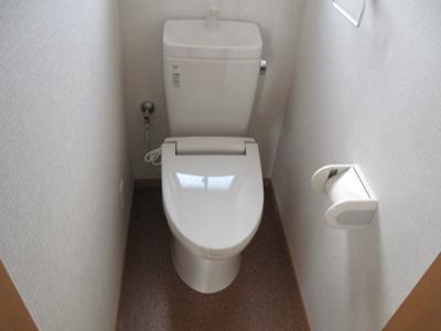【トイレ】コート・ソレイユ C棟