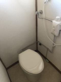 【トイレ】貴志川戸建
