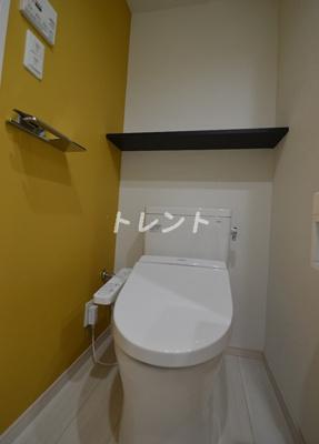 【トイレ】レヴァンテ笹塚