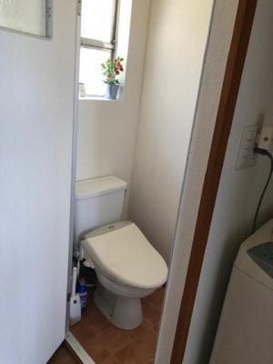【トイレ】箕面如意谷住宅9棟
