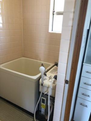 【浴室】箕面如意谷住宅9棟