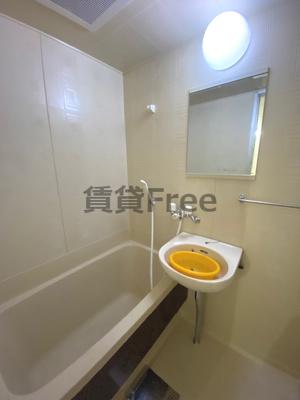 【浴室】ウエストハウス今里 仲介手数料無料