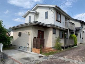 【外観】上高野大湯手町 平成16年築