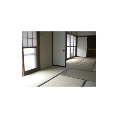 【居間・リビング】河原田貸家