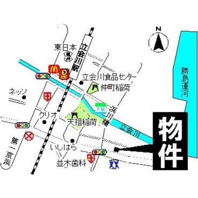 【外観】ボヌール鶴瀬駐車場