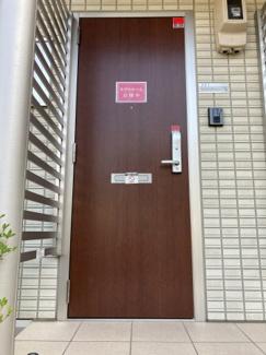 【玄関】メゾンドリオン