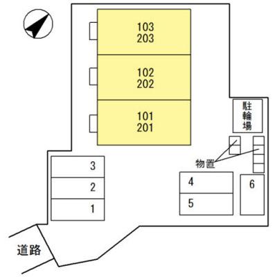 【区画図】メゾンドリオン
