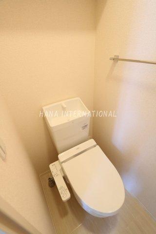 【トイレ】MKハウス