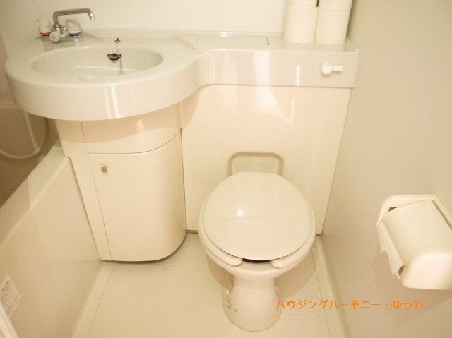【トイレ】ライオンズマンション大塚第2