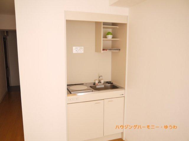 【キッチン】ライオンズマンション大塚第2
