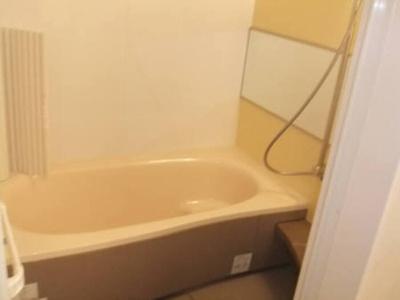 【浴室】スプリングフォレストA