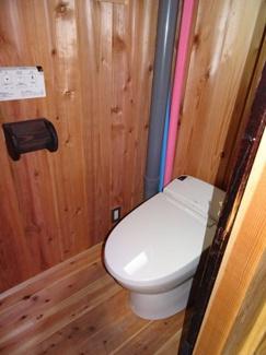 プライベート トイレ