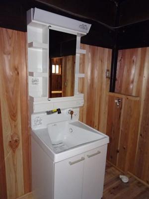 プライベート洗面台