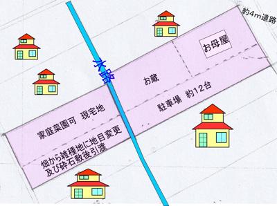 敷地イメージ