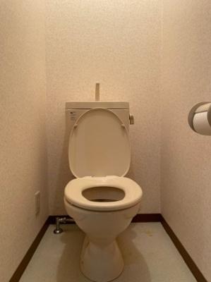 【トイレ】タウンコート本町