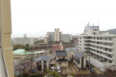 【展望】夢野ハイタウン1号棟