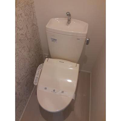 【トイレ】ハーモニーテラス イースト