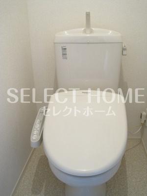 【トイレ】セゾンコートⅡ
