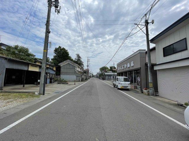 【周辺】大仙市刈和野の住宅用地