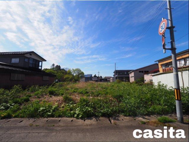 【外観】大仙市刈和野 愛宕町の住宅用地