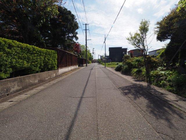 【周辺】大仙市刈和野 愛宕町の住宅用地
