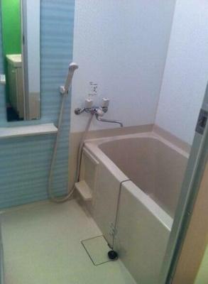 【浴室】リバーサイド東雪谷