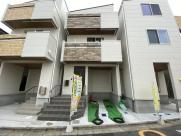 COLTIO/船橋市本中山6丁目 全3棟 新築一戸建ての画像