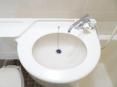 【洗面所】ハウスHARADA