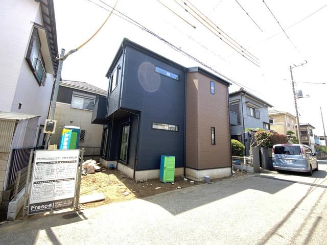 同社同仕様施工例です。新京成線「薬園台」駅徒歩11分の全1棟の新築一戸建てです。