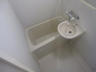 【浴室】ドルチェ東京向島弐番館