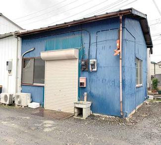 【外観】新吉田町205貸し工場(9坪)