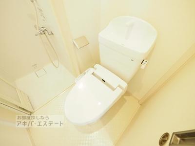 【トイレ】Glanz東日暮里