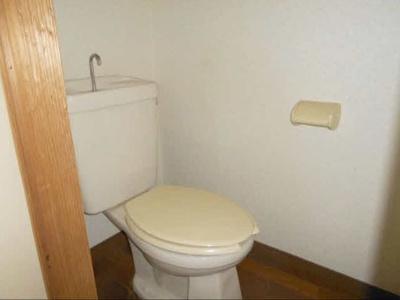 【トイレ】ハイツ吉和Ⅱ