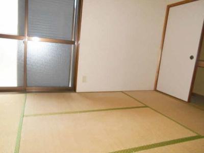 【寝室】ハイツ吉和Ⅱ