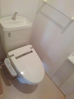 【トイレ】リバーコート C