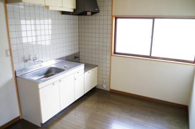 【キッチン】ハイツ吉和Ⅲ