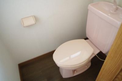 【トイレ】ハイツ吉和Ⅲ