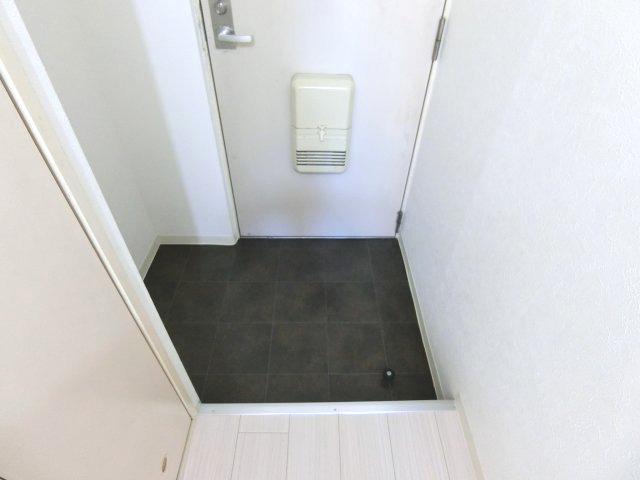【玄関】キューデンス21A棟