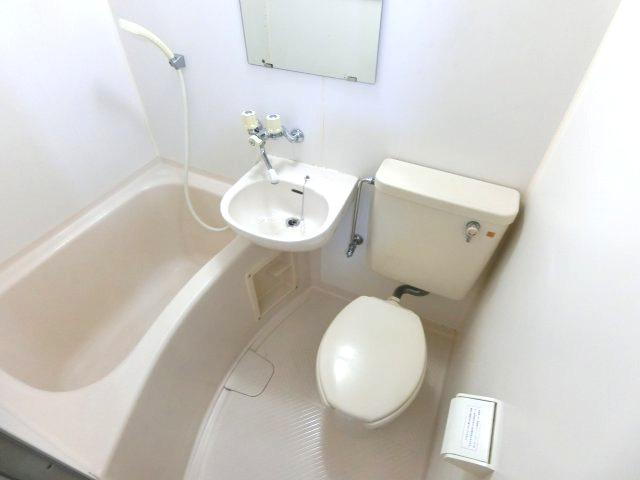 【浴室】キューデンス21A棟