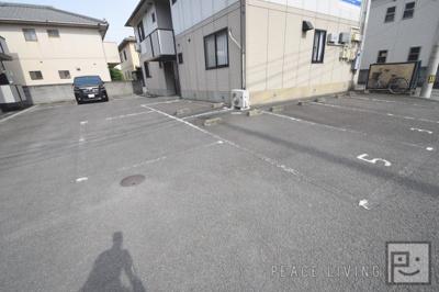 【駐車場】サンステージ小松島Ⅰ